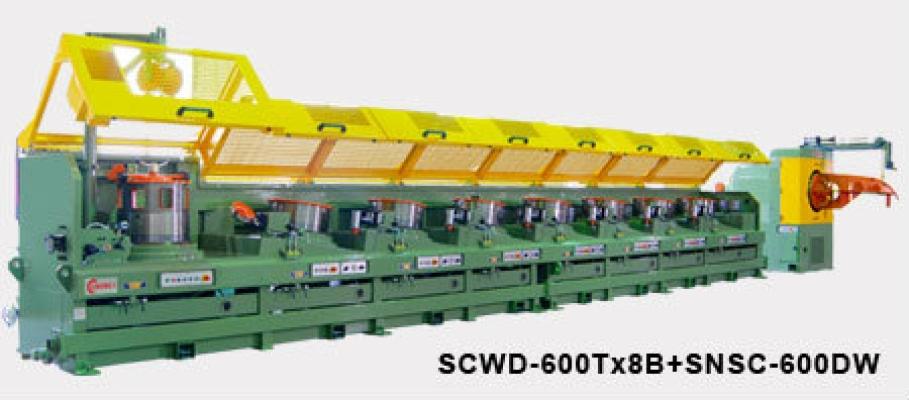 SCWD-600Tx8B+SNSC-600DW