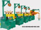 DCD-600 Continuous Wire coiling Machine Wire Drawing Machinery