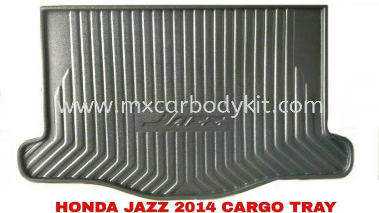 HONDA JAZZ 2014 CARGO TRAY BOOTH TRAY / CARGO TRAY ACCESSORIES AND AUTO PARTS