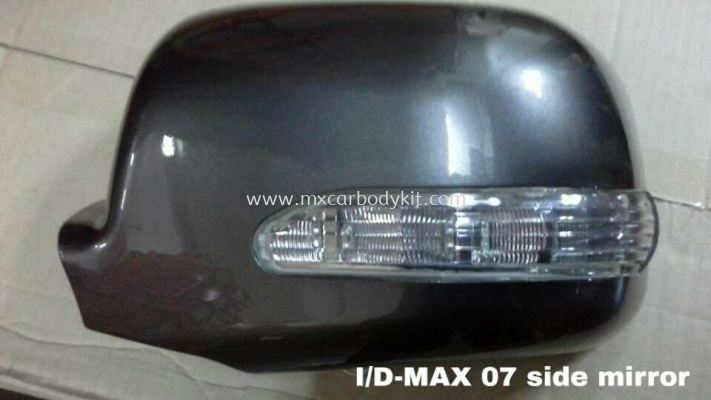 ISUZU DMAX 2007 SIDE MIRROR