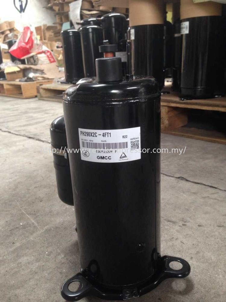 GMCC COMPRESSOR MODEL:  PH290X2C-4FT1