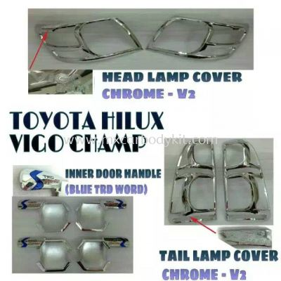 TOYOTA HILUX VIGO CHAMP CAR ACCESSORIES & PARTS
