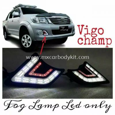 TOYOTA HILUX VIGO CHAMP FOG LAMP LED ONLY