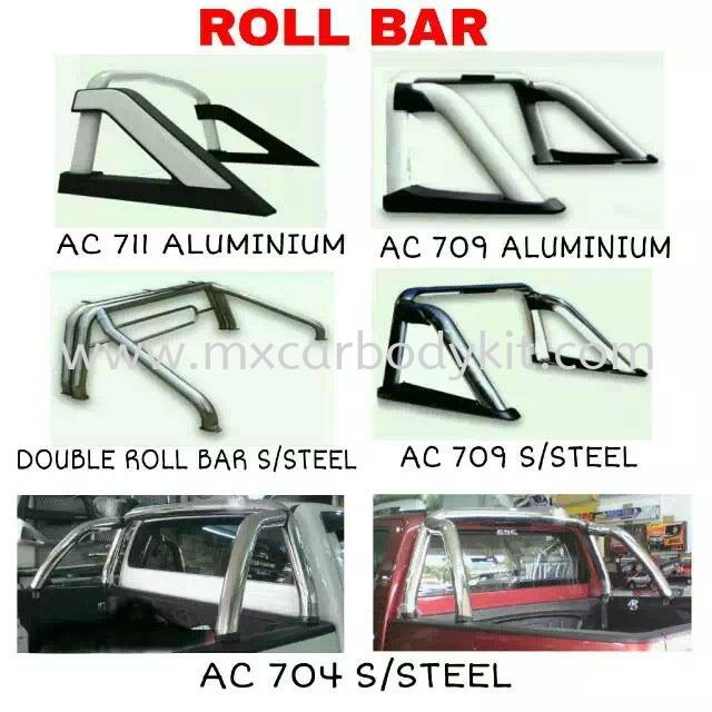 ROLL BAR ROLL BAR 4 X 4