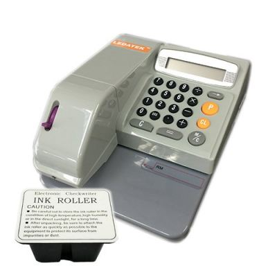 LEDATEK CW330 CHEQUE WRITER