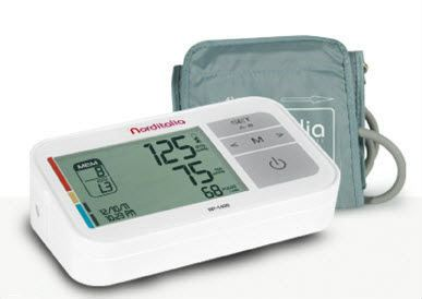 Norditalia Arm Digital Blood Pressure Monitor BP1400