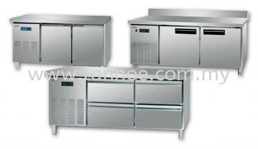 Stainless Steel Work Tops Chiller
