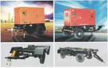 Trailer Type Mobile Power Station Trailer Type Mobile Power Station Movable Power Station