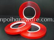 Acrylic Double Sided Tape Clear