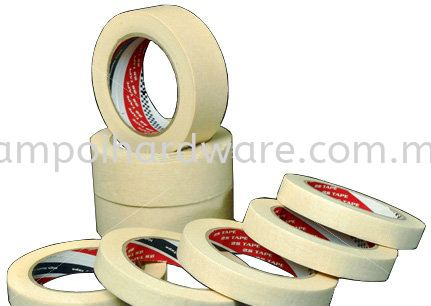 Paper Masking Tape Tapes Packaging Tools