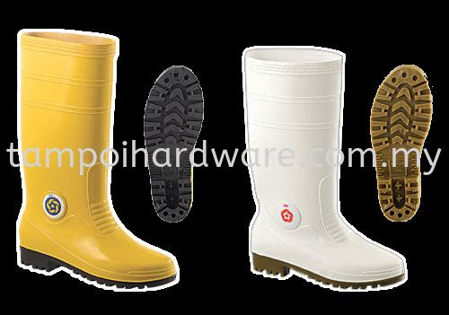 7000# Rubber Boot With Sock Footware Personal Protective Equipments