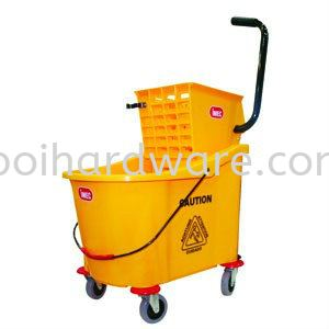 Wheel Mop Trolley Mop Trolley Hygiene and Cleaning Tools