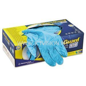 Kimberly Clark KLEENGUARD G10 Blue Nitrile Gloves