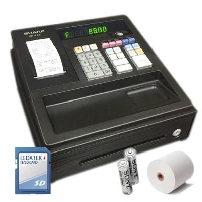 [Economy] SHARP XE-A147 GST READY CASH REGISTER