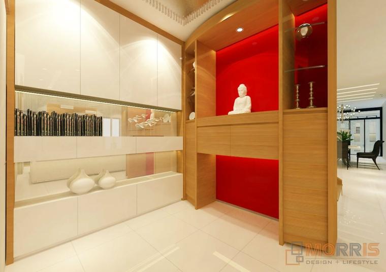 Altar Design Concept Setia Tropika ALTAR DESIGN