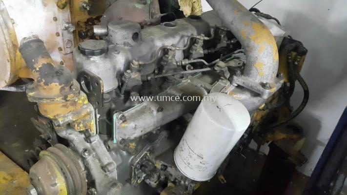 Used Mitsubishi 6D14 Engine