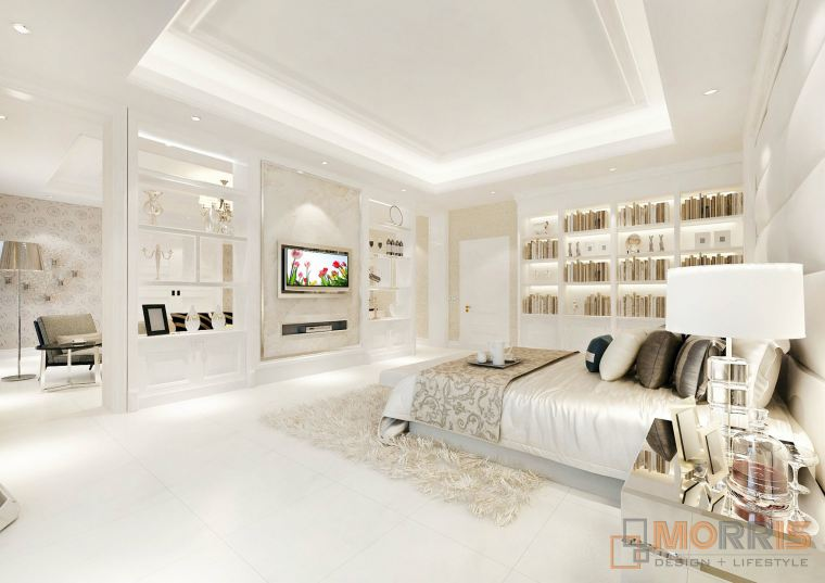 Bedroom Design Johor Jaya MASTER BEDROOM DESIGN BEDROOM DESIGN