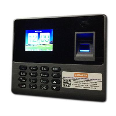 [Economy] LEDATEK BC-188i Multi-Shift Fingerprint Time Recorder