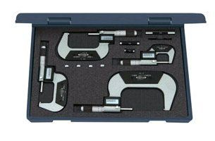 Standard gage - External micrometers - Electronic micrometer sets IP54, external