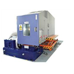 Combination 2 in 1 Environmental and Vibration System