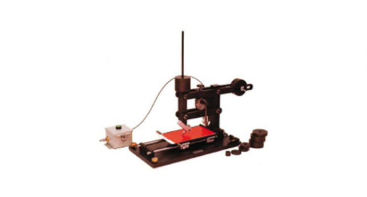 Scape and Intercoat Adhesion Tester