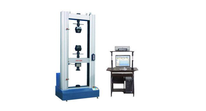 Victor Manufacturing - VEW 2308E (Electromechanical) Destructive Testing System - Universal Testing Machine Material Testing