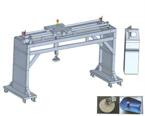 CT-1086-T Mattress Edge Durability Tester (EN1725) Destructive Testing System - Furniture Testing Machine Material Testing