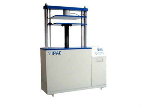 Victor Manufacturing - VIP113 Crush Tester 350 Destructive Testing System - Paper / Packaging Testing Machine Material Testing