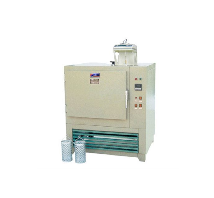 Victor Manufacturing - Lab Dyeing Oven VIT 500Y Destructive Testing System - Textile Testing Machine Material Testing