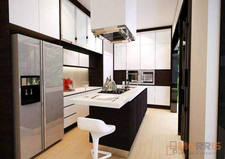 Kitchen Area Design Johor Jaya DRY KITCHEN KITCHEN DESIGN