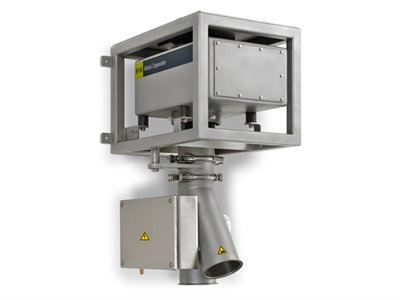 sesotec -Rapid 5000 Food Industry Metal Detection