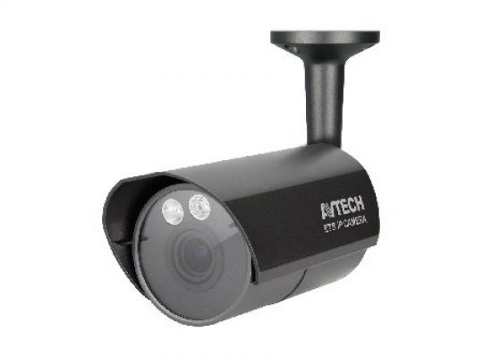 AVTECH 2MP Vari-focal Solid Light Bullet IP Camera