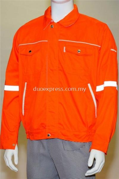 Safety Jacket Uniform 015