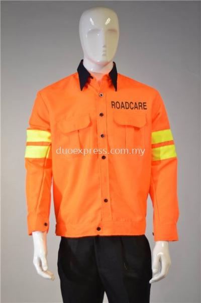 Safety Jacket Uniform 011