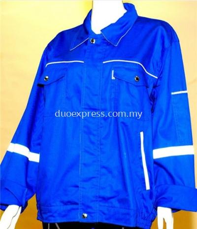 Safety Jacket Uniform 016