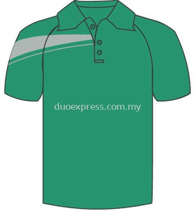 Collar T-Shirt Design 004