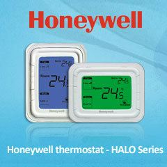 Honeywell T6861-F Large LCD Digital Thermostat