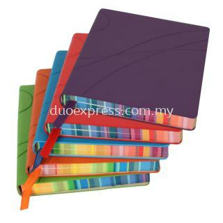 PU Mini Notebook (BG-3310)