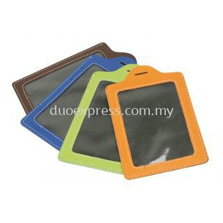 Colourful PU ID Holder (BG-901)