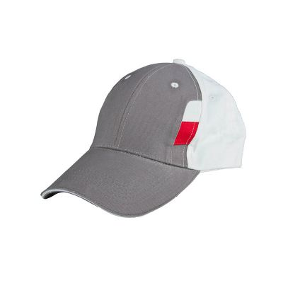 CP 1924 D.GREY / WHITE(S.RED)