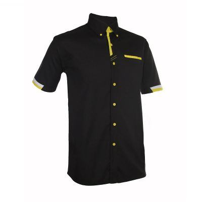 F1 2602 BLACK / G.YELLOW / WHITE