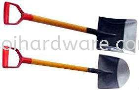 Shovel Wooden Handle Shovels Construction Tools