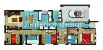 2D drawing-layout plan and etc Interior Design and Consultation