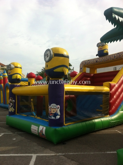 Bouncy Castle No 3