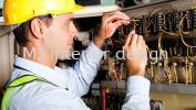 Air conditioner point Electrical wiring Renovation Work