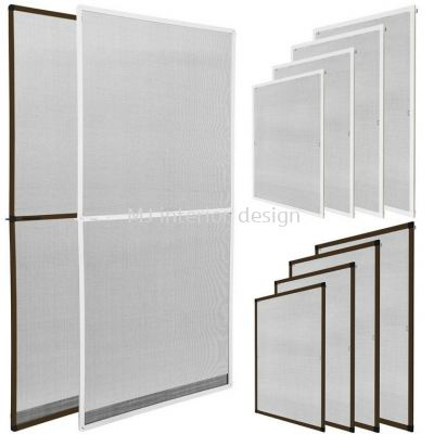 Insect or Mosquito Netting for Doors and Windows