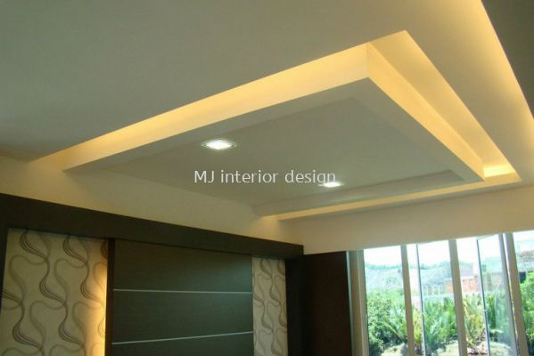 Home plaster ceiling