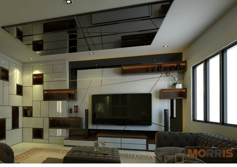 TV Console Design TV CONSOLE  LIVING AREA DESIGN