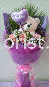 BF38 - from : RM80.00 birthday flower