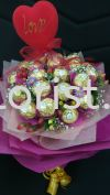 VBF35 - From : RM150.00 Valentine Bouquet